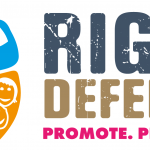 Rights defenders logo