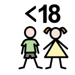 An image of a boy and girl with