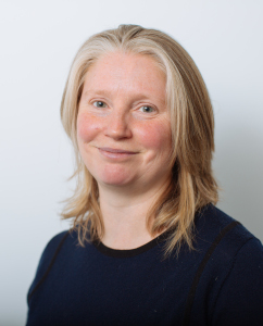 An image of our Information Officer Gillian Munro.