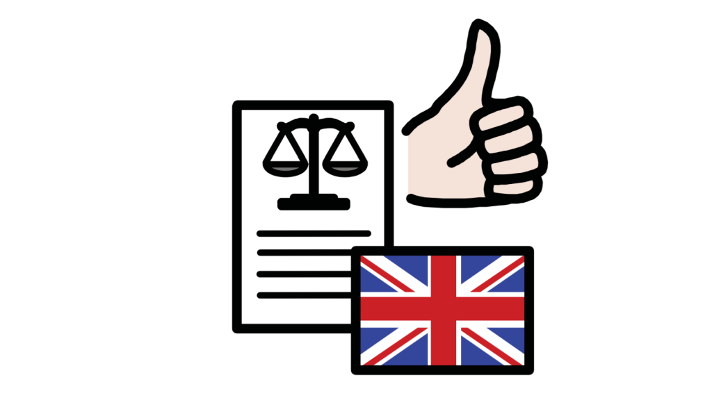 symbolic illustration of Article 41 of the UNCRC.
