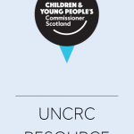 Cover for UNCRC resources.
