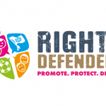 Rights Defenders logo.