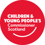Logo of the Children and Young People's Commissioner Scotland