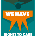 Rights to Care booklet cover