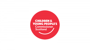 The Logo of the Children and Young People's Commissioner Scotland